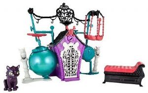 Monster High - Secret Creepers Crypt Playset